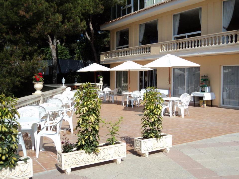 Terasa Hotel Montemar Hotel Montemar