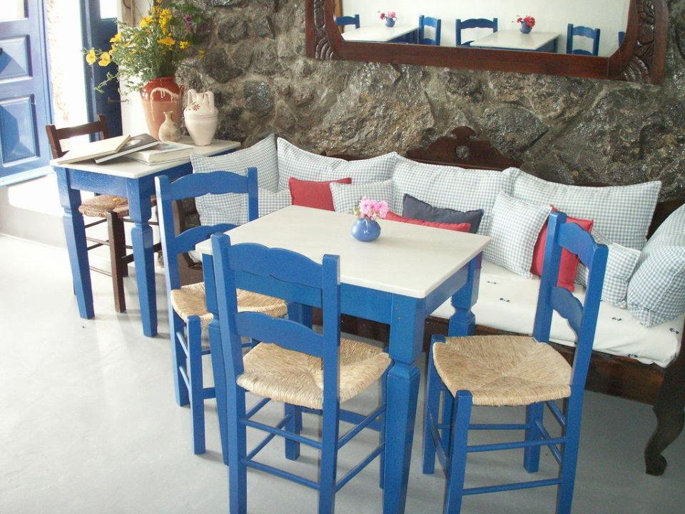 Frühstücksraum Altana Traditional Houses & Suites