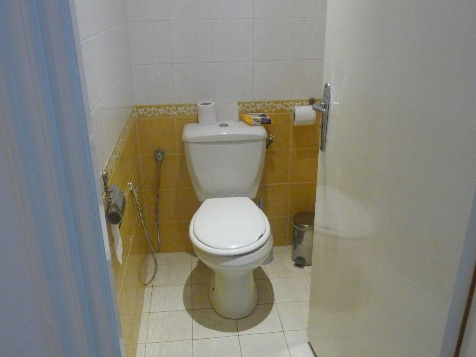 Toilette extra das war gute idee\