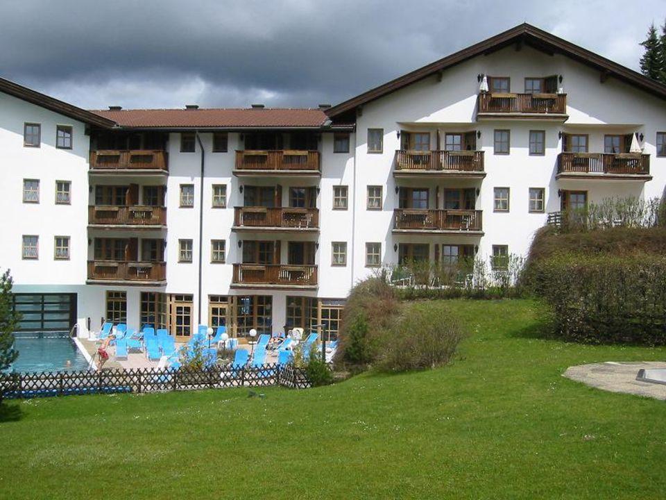Cordial Kirchberg - Ansicht Hotel Cordal