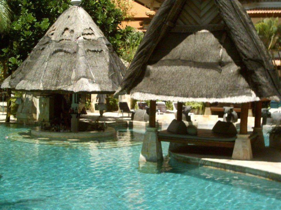 Pool The Tanjung Benoa Beach Resort Bali