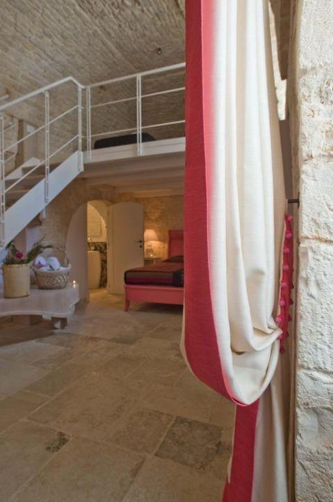 """Suite """"La Tessitrice"""" Hotel Le Alcove"""
