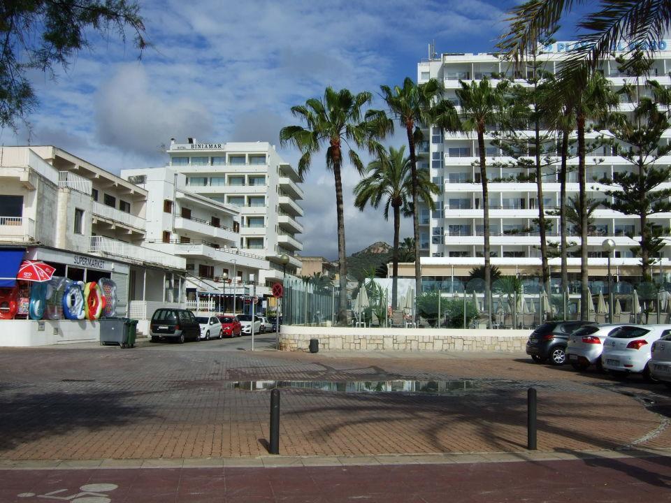 Hotel Biniamar Cala Millor Bewertung