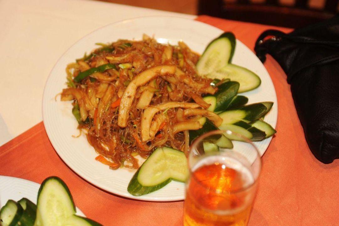 Zum Dinner Pfeffersteak Tia Heights Makadi Bay