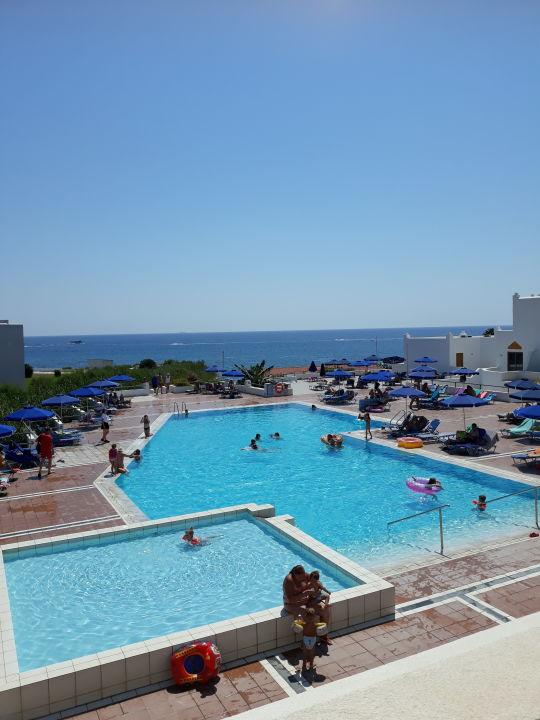 Ausblick Alfa Beach Hotel