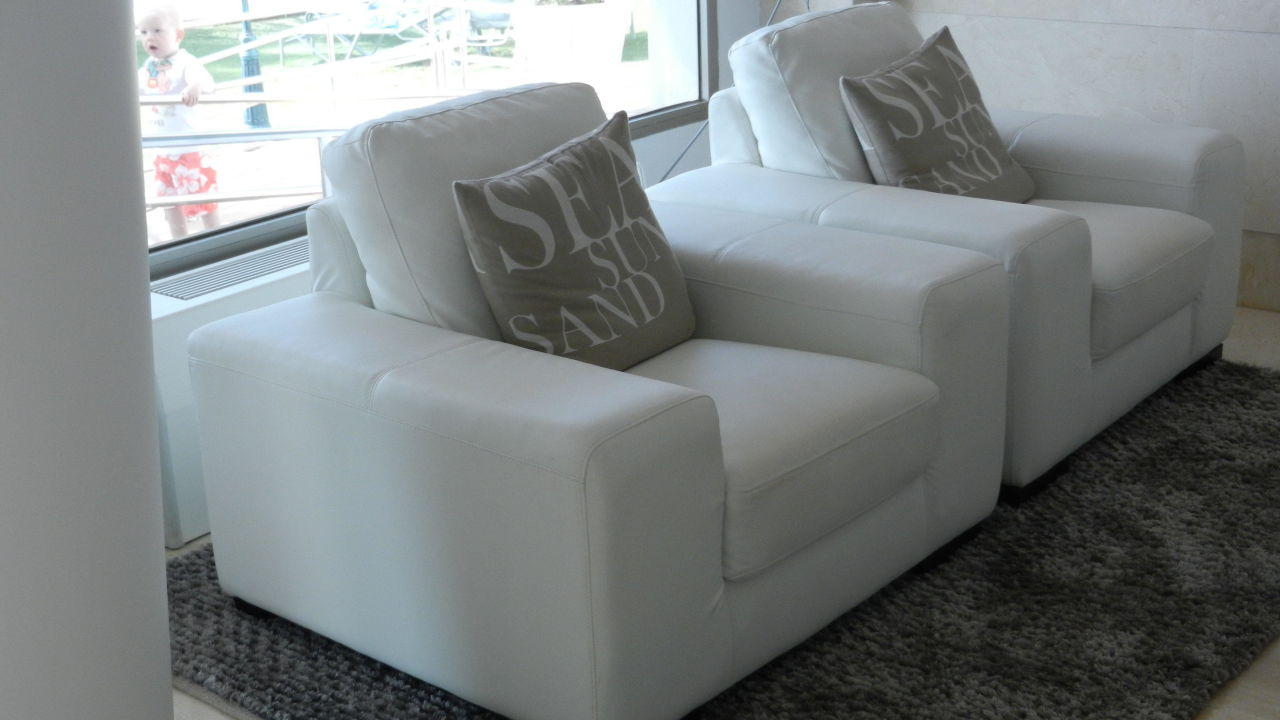 Gemütliche Lobbymöbel Playa Esperanza Suites