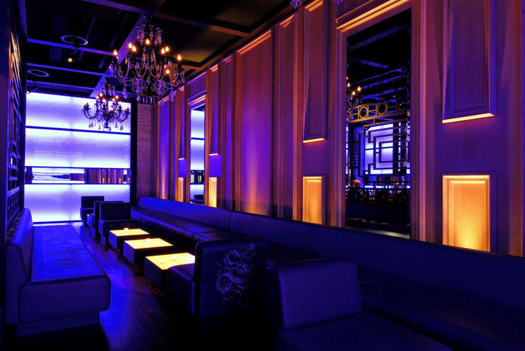 Blue Bar – Smoker's Lounge Renaissance Lucerne Hotel