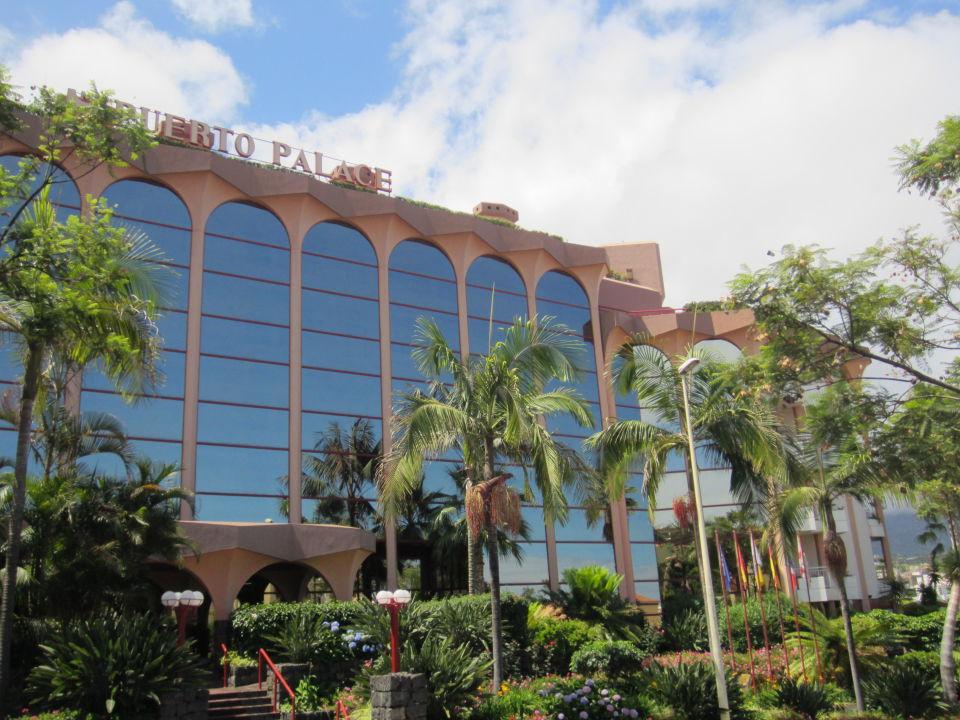 Hotel Puerto Palace Teneriffa Puerto De La Cruz