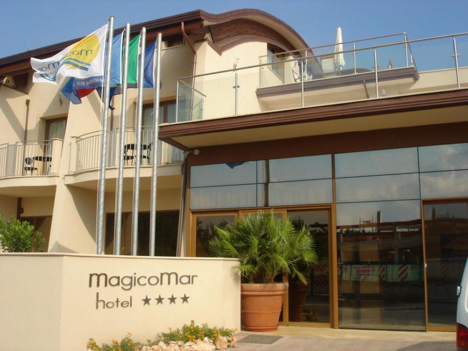 Ingresso Principale MagicoMar Hotel