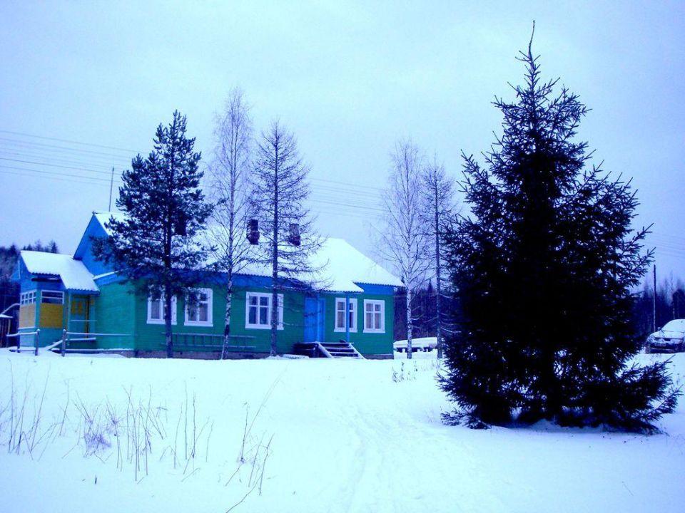 "ТК ""Голубино"" - Вид на домики Tourist Complex Golubino"