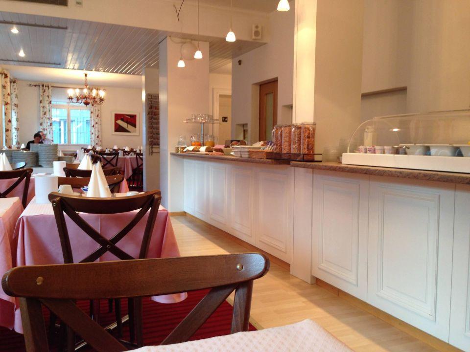 Sala colazioni Hotel Savoy Bern