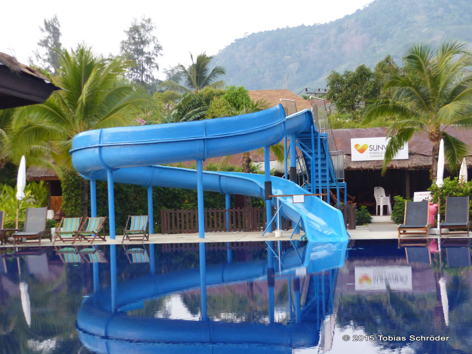 Rutsche am pool sunprime kamala beach adults only kamala holidaycheck phuket thailand - Rutsche pool ...