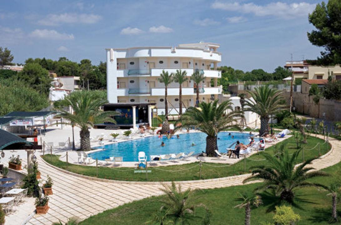 Piscina Gabbiano Hotel