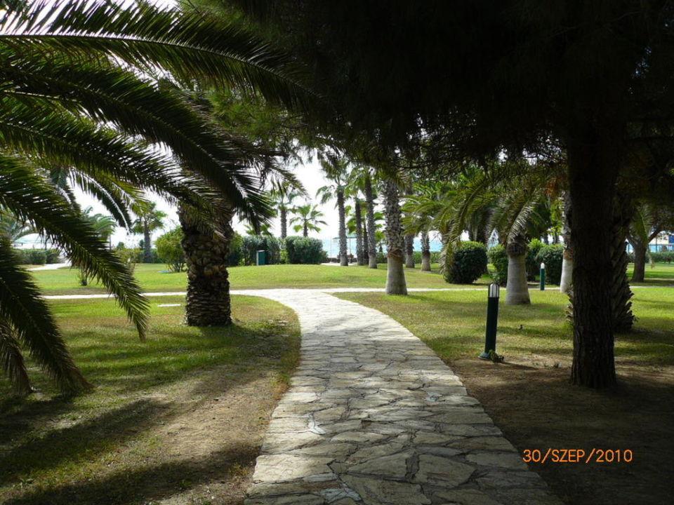 Garden Hotel Paradise Side Beach  (Vorgänger-Hotel – existiert nicht mehr)