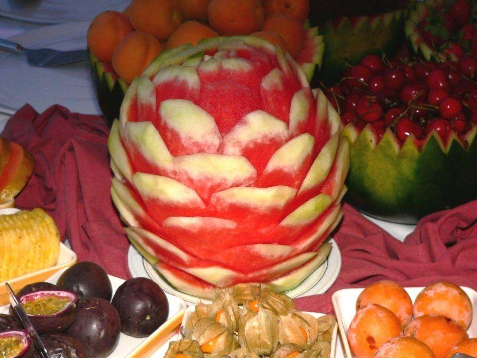 Das war einmal eine Wassermelone Hotel Exagon Park