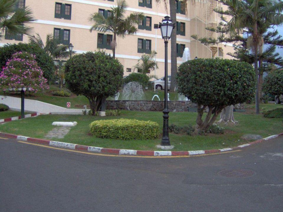 Außenaufnahme des Hotels Blue Sea Costa Jardin & Spa