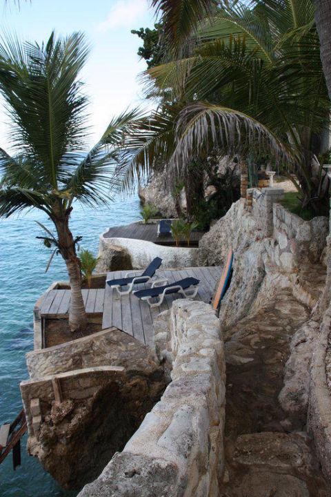Weg zum Meer Sun Reef Village on Sea