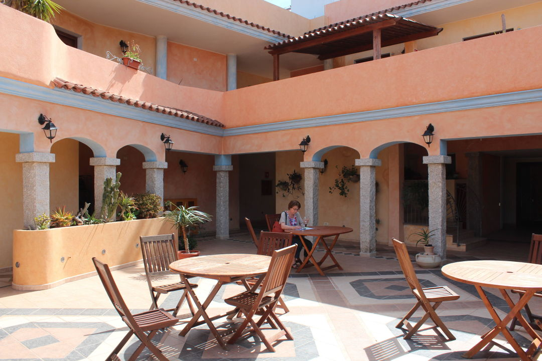 Hotel San Teodoro Sardinien Italien