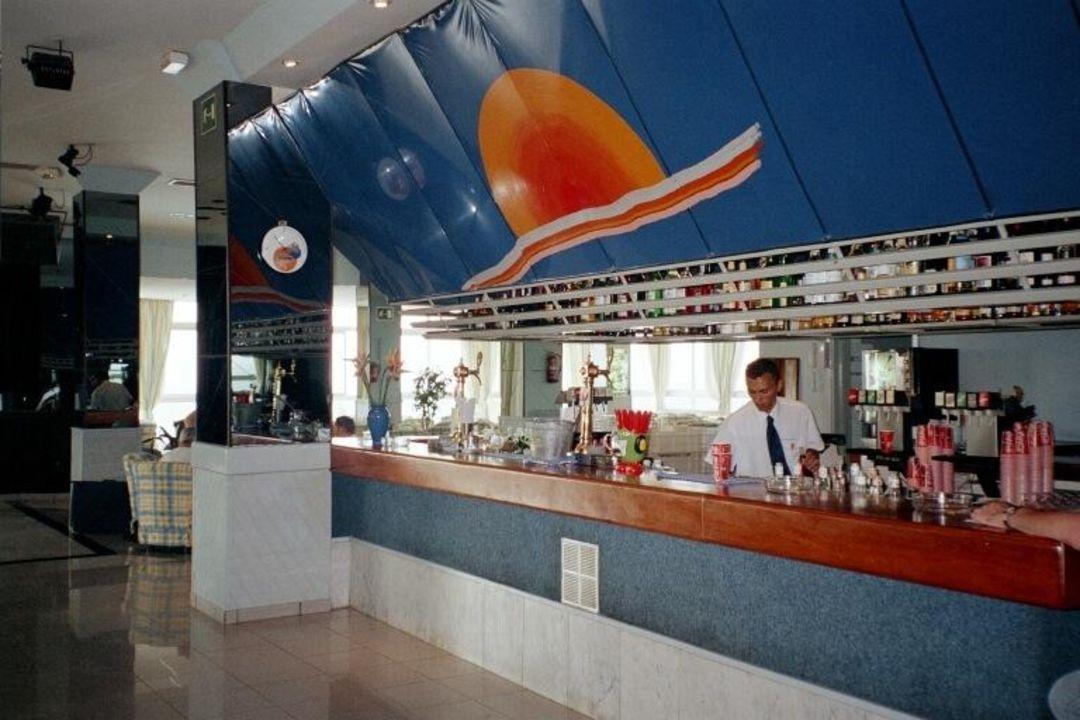 Fiesta Hotel-Paraiso Floral, Playa Paraiso - Sunset Bar Hotel Fiesta Playa Paraiso Complex  (Vorgänger-Hotel – existiert nicht mehr)