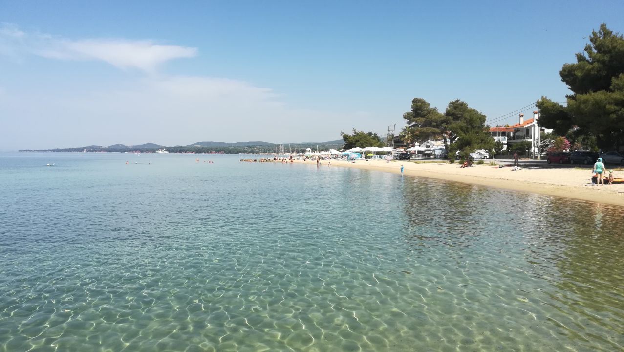 Strand Xenios Zeus