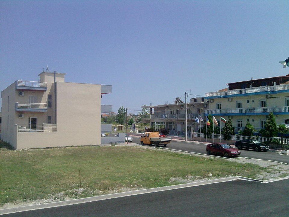 Widok z pokoju Principal New Leisure Hotel
