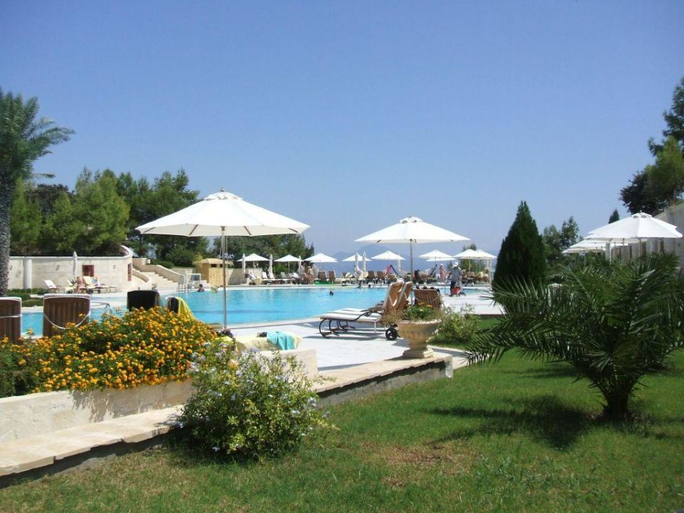 Pool Castle Resort & Spa Hotel Sarigerme