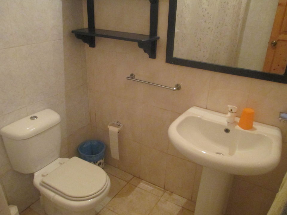 Bathroom Residence A Paz B&B