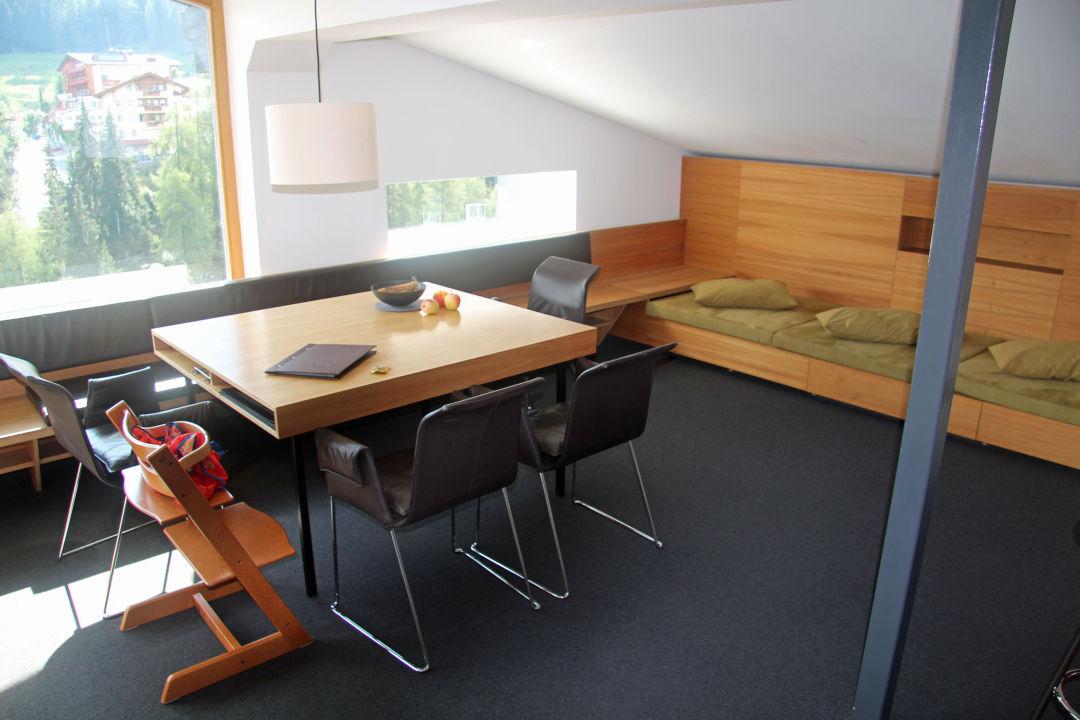 Chill Lounge Sofa Und Esszimmer Pezid Apartments
