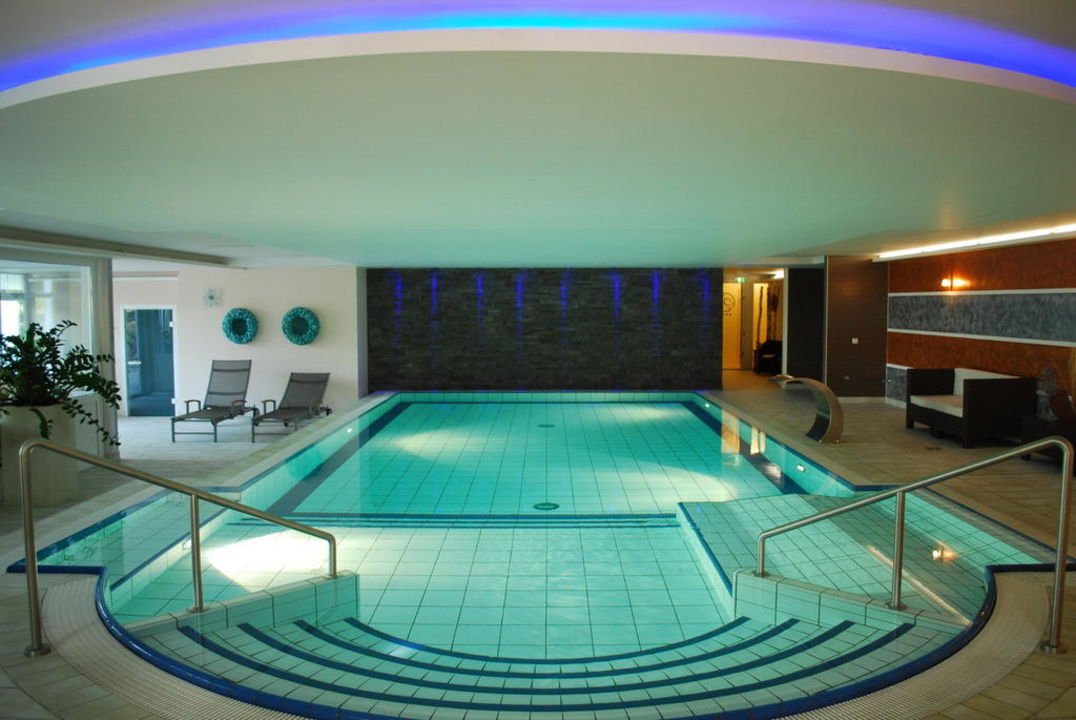 Hallenbad Wellnesshotel Bodenmaiser Hof Bodenmais Holidaycheck