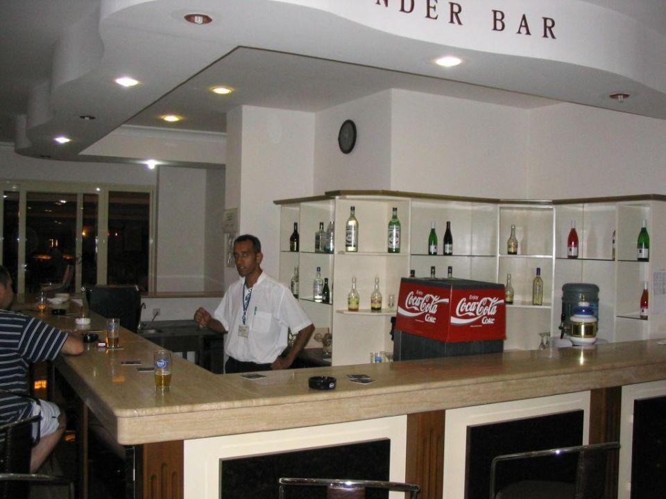 Bar im Aydin Gold Dreams Hotel Aydinbey Gold Dreams