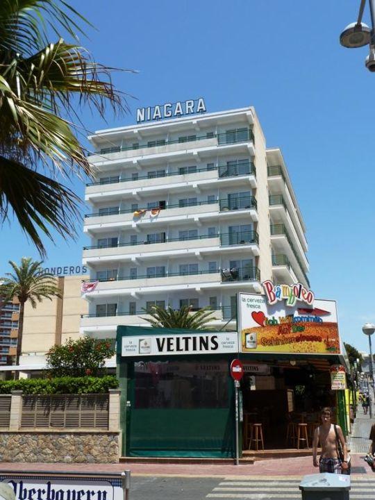 Hotel Niagara Mallorca Bilder
