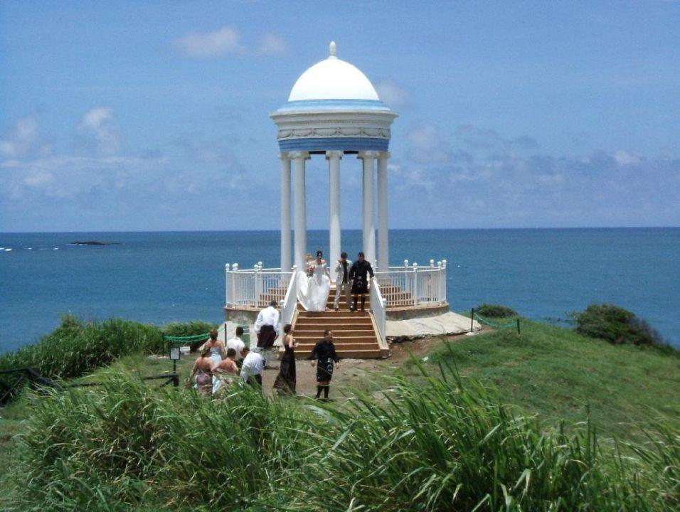 Schottische Hochzeit Playa Bachata Resort