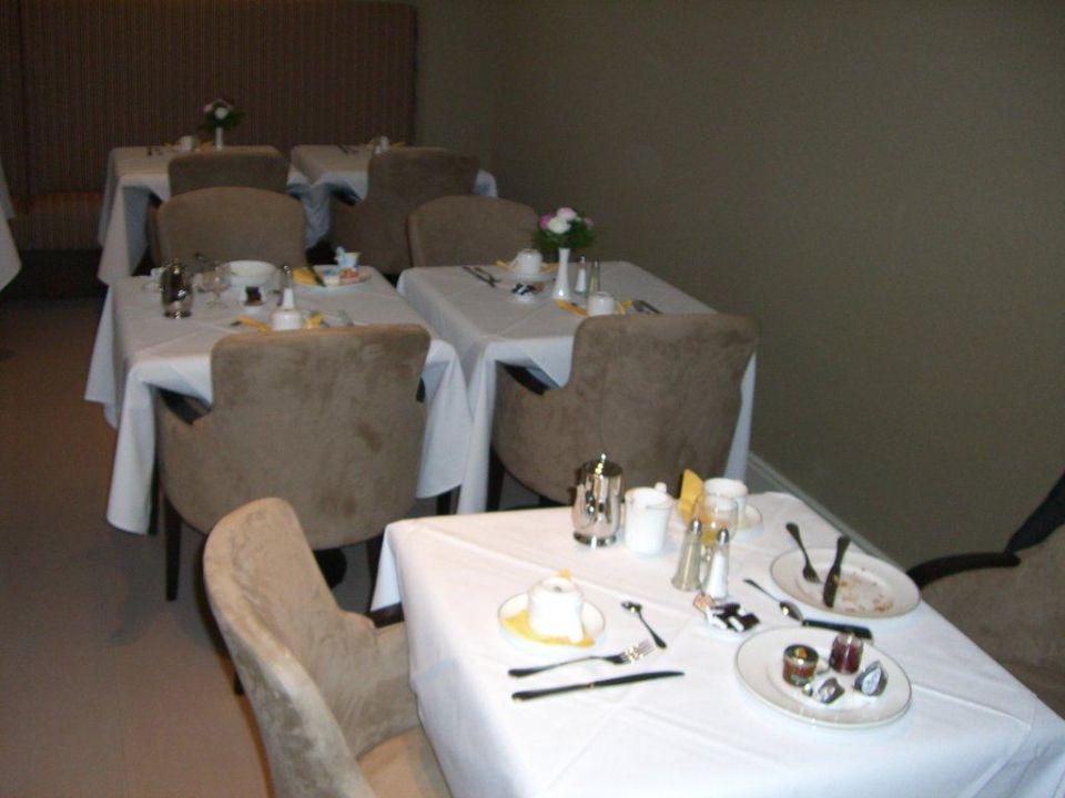 Frühstückstisch   Grand Hotel Casselbergh Brugge