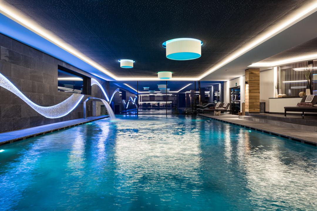 Pool Alpin & Relax Hotel Das Gerstl