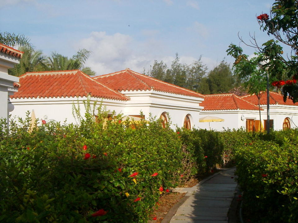 Au enansicht der bungalows e suite hotel jardin dorado maspalomas holidaycheck gran - Bungalows jardin dorado ...