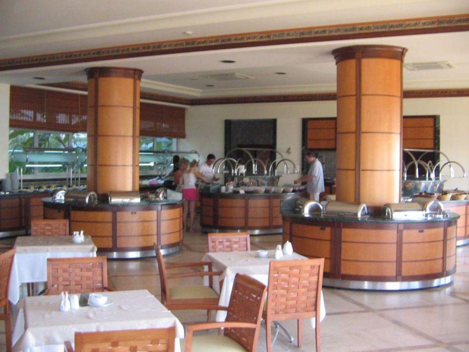 Restaurant des Melas Resort Hotel Melas Resort