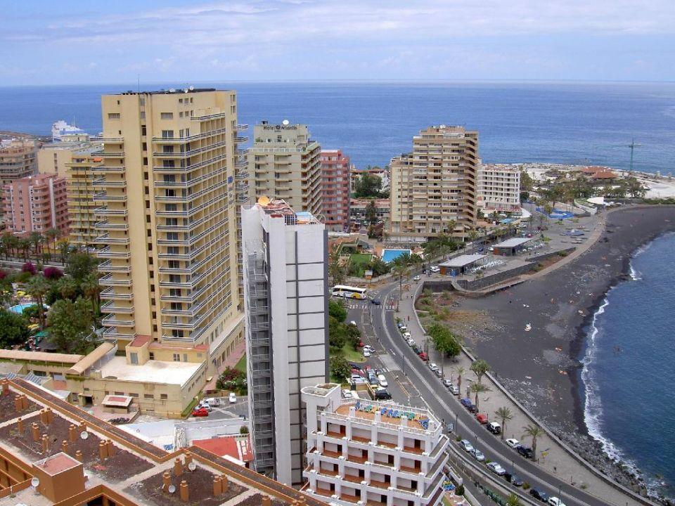 """Panoramablick auf Martinez Strand"" Sol Costa Atlantis in ... Felipe Martinez"