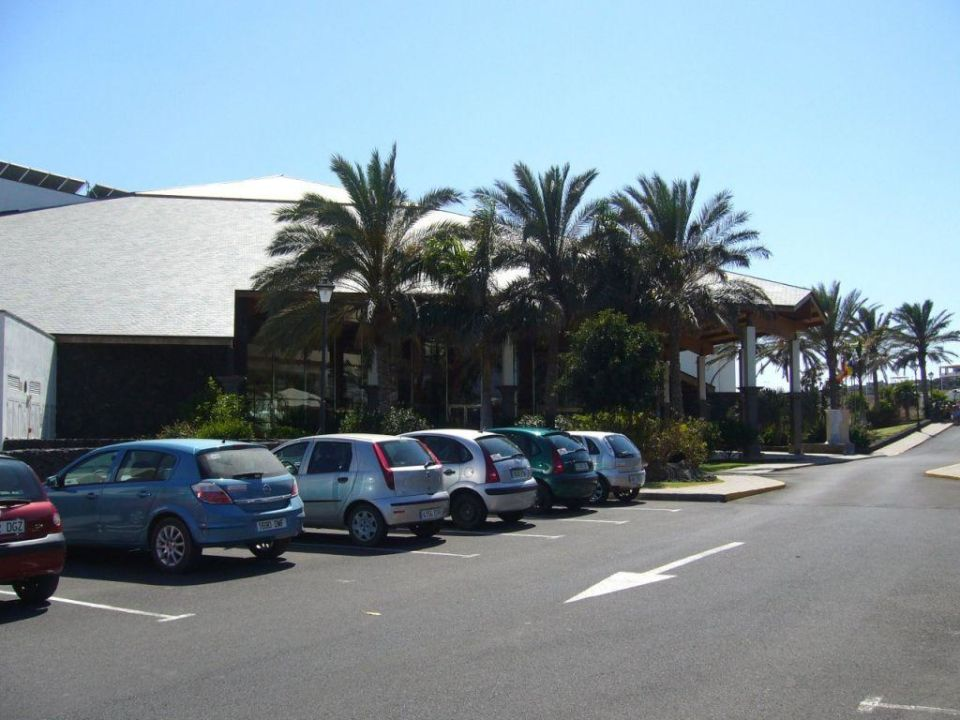 Parkplatz TUI SENSIMAR Natura Palace - Adults only