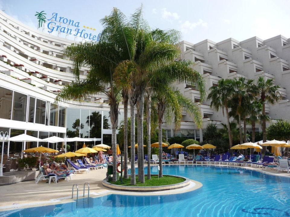 Pool Arona Gran Hotel & Spa - Adults only