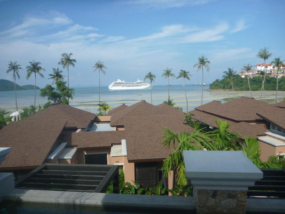 Am oberen Pool etwas abseits Pullman Phuket Panwa Beach Resort