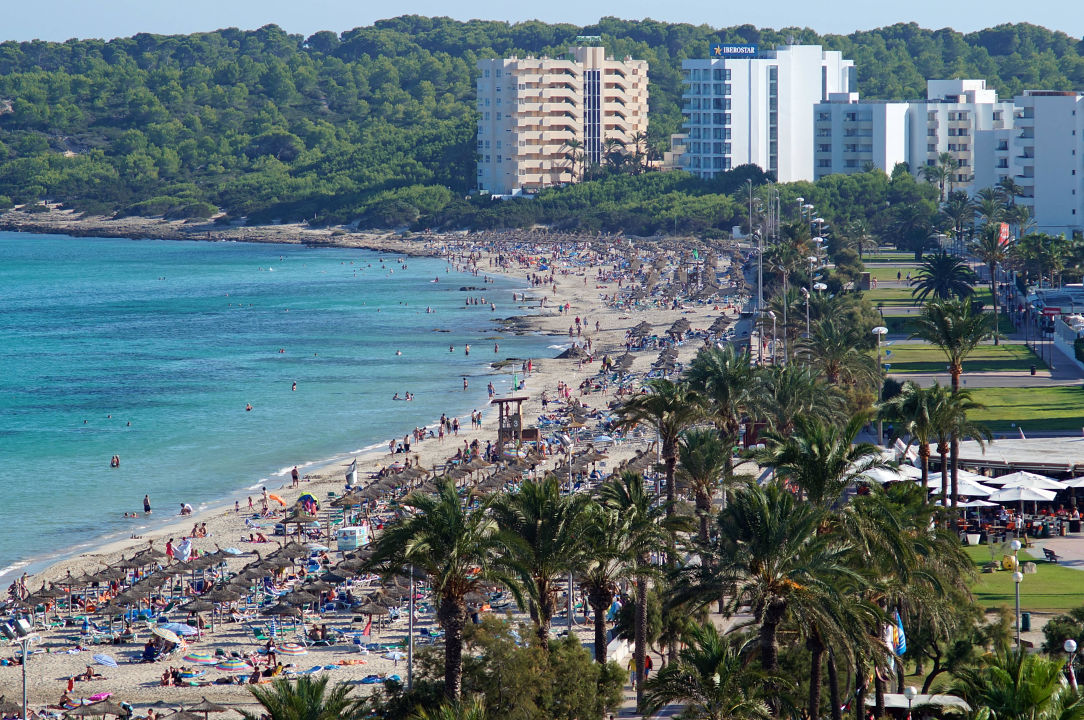 Hotel Sentido Playa Del Moro Cala Millor
