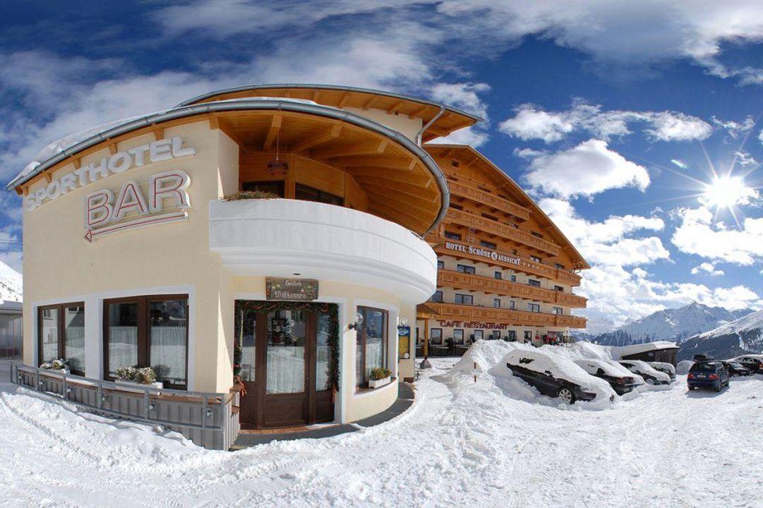 Schone Aussicht Hotel Schone Aussicht Hochsolden Holidaycheck