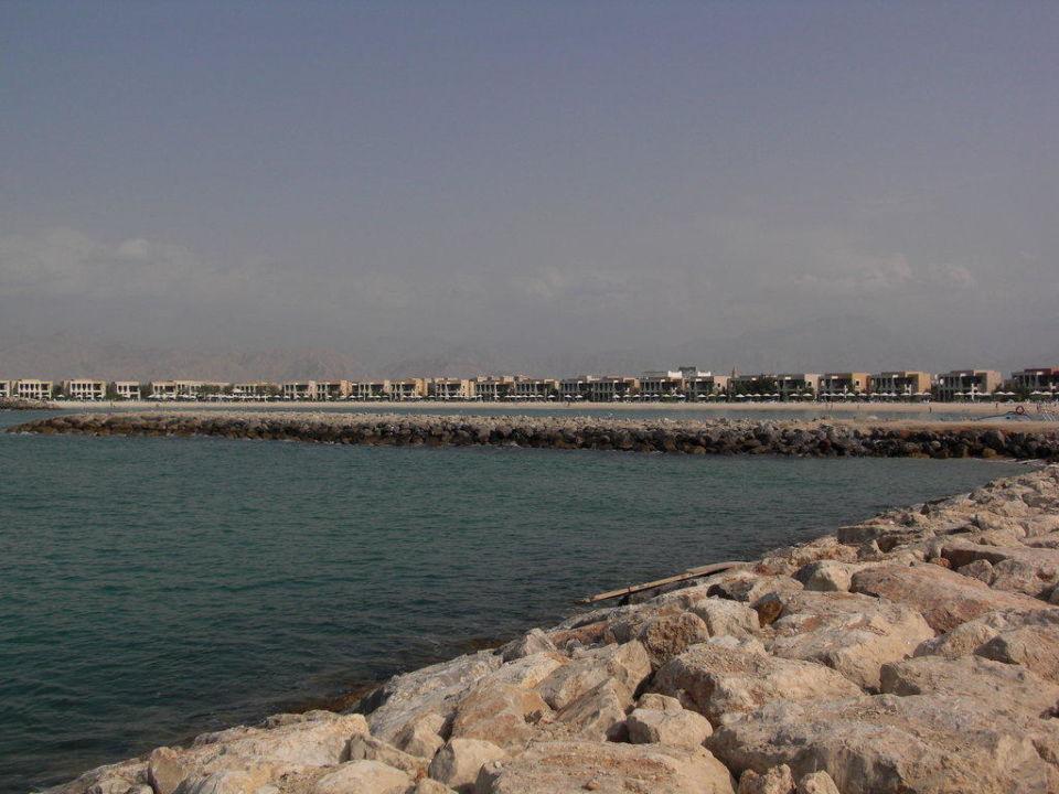 Beide Buchten Hilton Ras Al Khaimah Resort & Spa