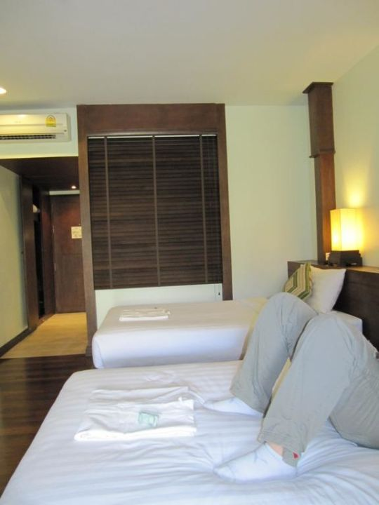 Zimmer The Briza Beach Resort Khaolak