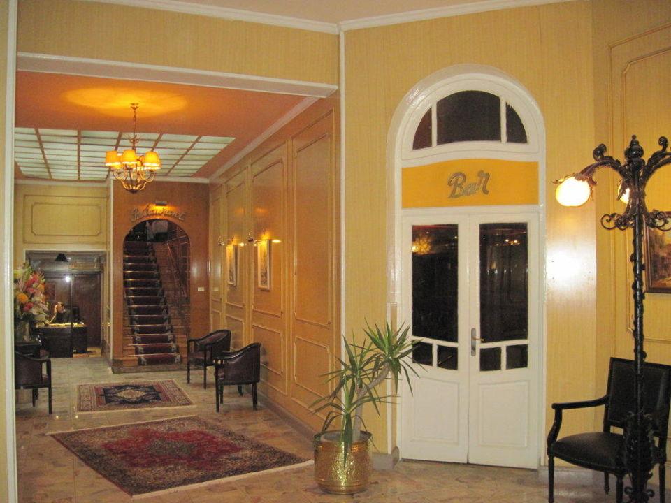 Eingangsbereiche Bar & Restaurant Hotel Victoria