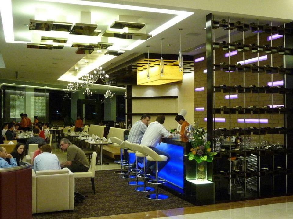 Bar und Restaurant Park Hotel Clarke Quay