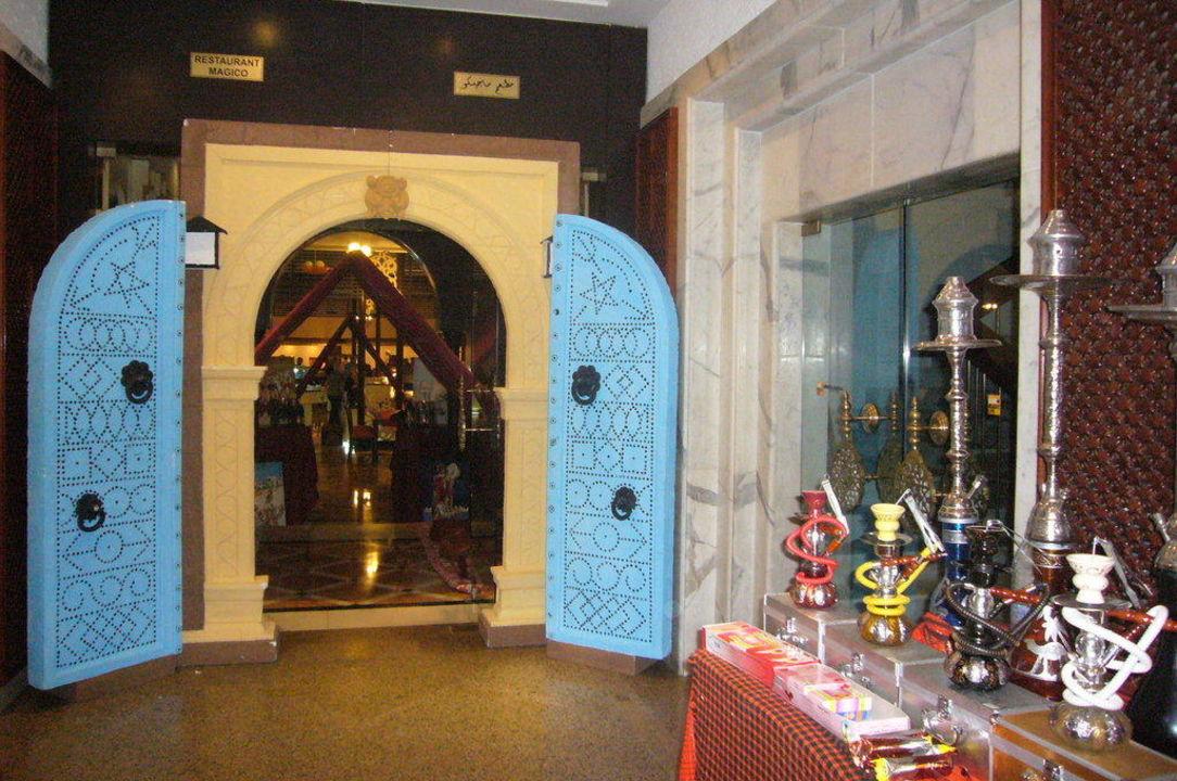 Hauptrestaurant am Tunesischen Abend TUI MAGIC LIFE Africana