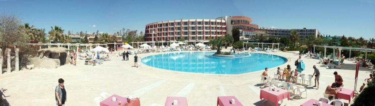 Panorama Poolbereich Club Calimera Kaya Side
