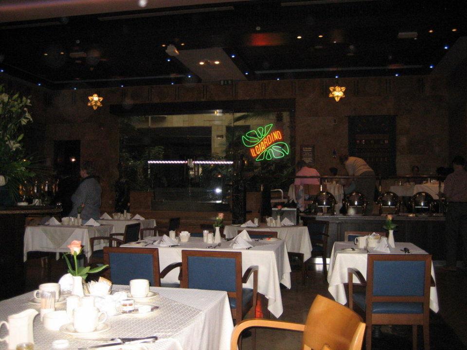 Hotelrestaurant Hotel Crowne Plaza Amman