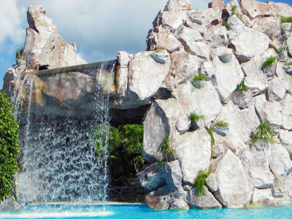 Wasserfall IBEROSTAR Hotel Paraiso Beach